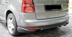 rear lip touran