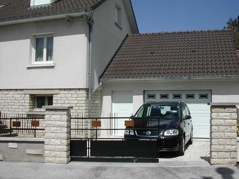 Et si on parlait d 39 immobilier page 3 touranpassion - Porte sequentielle garage ...