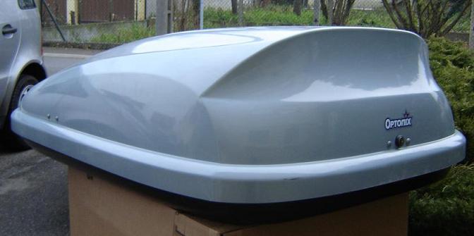 vendu coffre de toit optonix 320 litres touranpassion. Black Bedroom Furniture Sets. Home Design Ideas