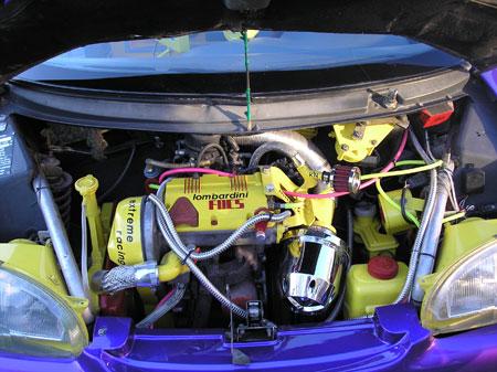 Nissan 350z Black Me suis fait doubler p...