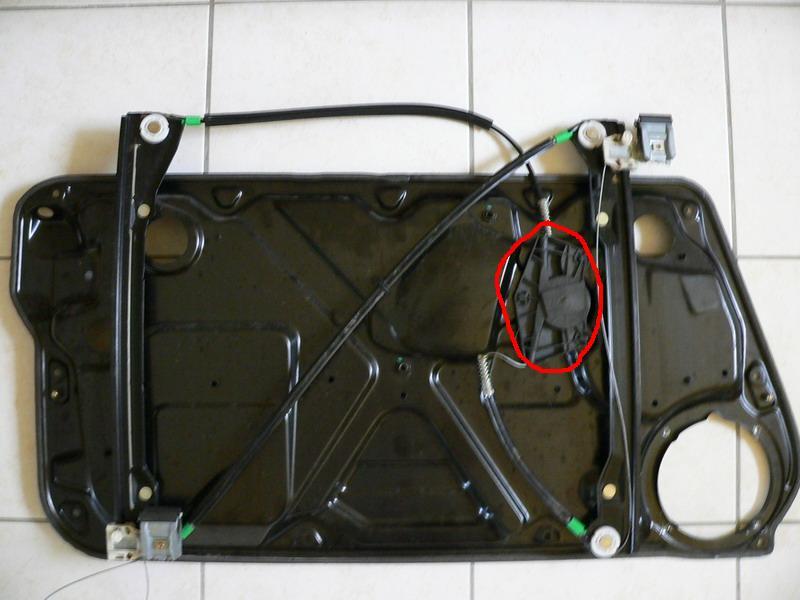 Vitres lectriques ne remontent pas page 4 touranpassion - Demonter un radiateur electrique ...