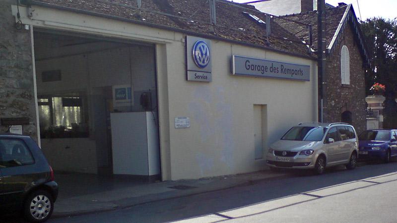 Entretien des 75000 km en garage ou concession touranpassion for Garage volkswagen rozay en brie