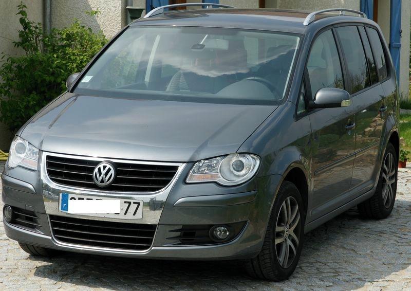 Vendu touran v2 touranpassion for Garage volkswagen rozay en brie