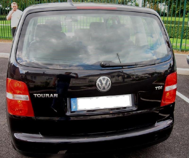 a vendre  touran tdi edition one 90 cv 12900 euros
